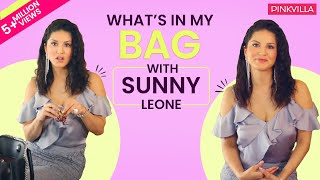 What's in my bag with Sunny Leone   S02E01   Bollywood   Fashion   Pinkvilla