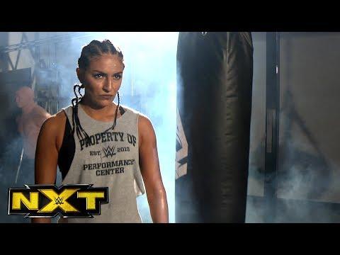 Meet one of the baddest women in NXT: WWE NXT, June 14, 2017