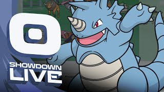 Pokemon OR/AS! NU Showdown Live w/PokeaimMD! -DANCING RHINOS by PokeaimMD