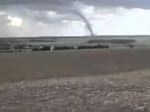 Tornado em Paranapanema