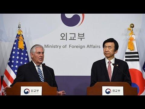 Τίλερσον:« Όλες οι επιλογές στο τραπέζι για τη Β. Κορέα»