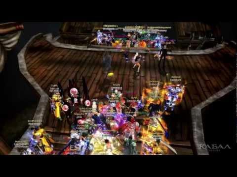 Кабал онлайн - ПвП турнир (160+ Меркурий) 2012
