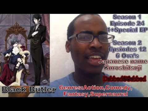 Black Butler (TV Program) - Anime Featured Black Butler Watch@ http://www.animefreak.tv/watch/kuroshitsuji-english-dubbed-online-free Don't forget to subscribe! Also check out FaceBook ...