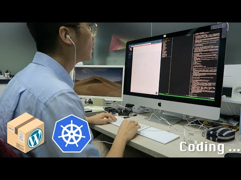 Deploying 100 WordPress Sites With The Help Of  Kubernetes(K8S) | EP10
