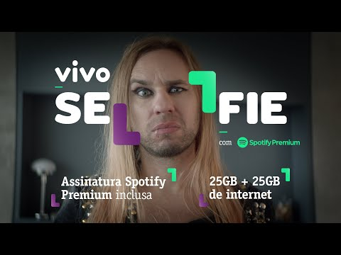 Vivo Spotify - Novo Plano Pós Vivo Selfie видео
