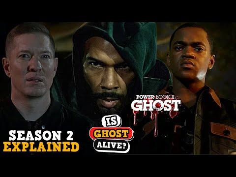 Power Book II: Ghost Season 2 & IS GHOST ALIVE?