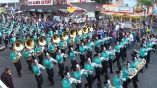 Video Santiago HS - The Magnificent Seven - FINALS -  2011 L.A. County Fair Band Competition MP3, 3GP, MP4, WEBM, AVI, FLV Agustus 2018