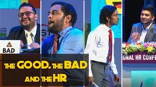 Video The Good, the Bad and the HR - Identities INC. Productions MP3, 3GP, MP4, WEBM, AVI, FLV Agustus 2019