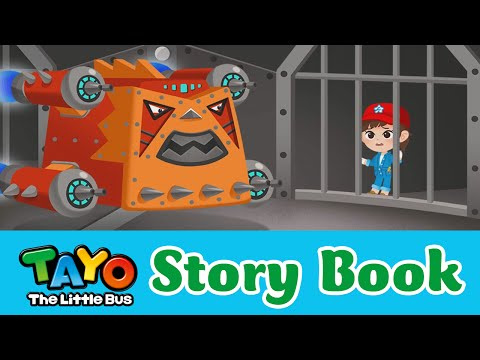 (EN) [Tayo's Story Book] #08 Tayo in the universe