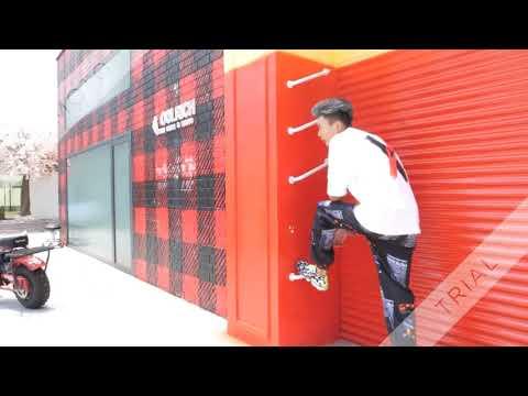Quần Thụng Hiphop kết hợp Sneaker – Combo của xu thế