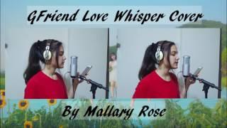 Video COVER   GFRIEND(여자친구) _ LOVE WHISPER(귀를 기울이면) MP3, 3GP, MP4, WEBM, AVI, FLV September 2017