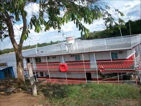 pimenteiras d'oeste Rondonia Brasil.wmv