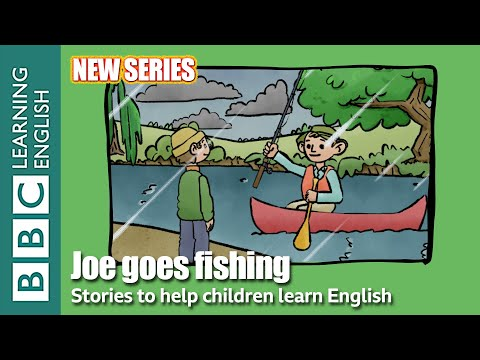 Joe goes fishing - the Storytellers