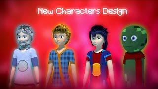 New Characters Design