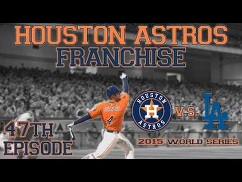 houston - http://www.youtube.com/user/JerseyyBorn Check out some of my other great Sports Gaming Series! ========================================== Cubs Franchise (PS4): http://goo.gl/eyVYZU Rockies...