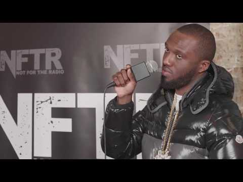 Headie One Freestyle [NFTR]