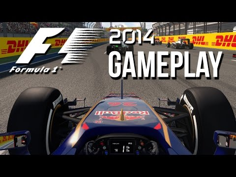 F1 - EXCLUSIVE - F1 2014 Gameplay Russia Sochi. F1 2014 Game Gameplay - Formula 1 2014 Gameplay Preorder the PC version Here - https://www.g2a.com/r/f12014 F1 2014 Preview Build - With Expert Ai...