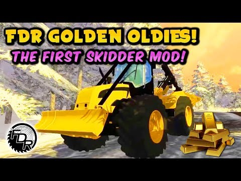 First Day Reviews - Forestry Pack (Skidder, Loader, Buncher) v1.0