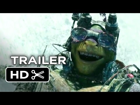 ninja - Subscribe to TRAILERS: http://bit.ly/sxaw6h Subscribe to COMING SOON: http://bit.ly/H2vZUn Like us on FACEBOOK: http://goo.gl/dHs73 Follow us on TWITTER: http://bit.ly/1ghOWmt Teenage Mutant...