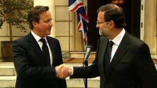 """بريطانيا و اسبانيا امام ازمة اسمها """"جبل طارق"""""""