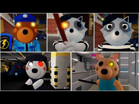 ROBLOX PIGGY 2 ALL JUMPSCARES