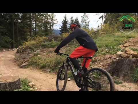Bikepark Tanvaldský Špičák 2017