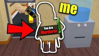 ROBLOX MURDER MYSTERY 2 PERMANENT INVISIBLE PERK