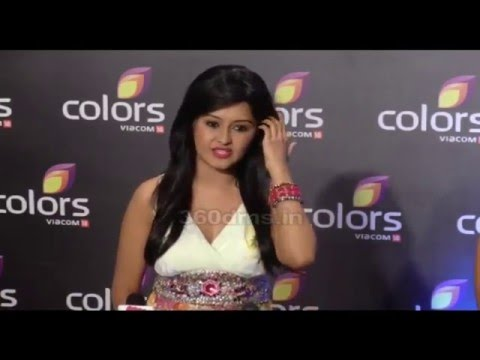 Aur Pyaar Ho Gaya Fame Kanchi Singh(Avni) Wishing Happy & Safe Holi To All | Colors Annual Party