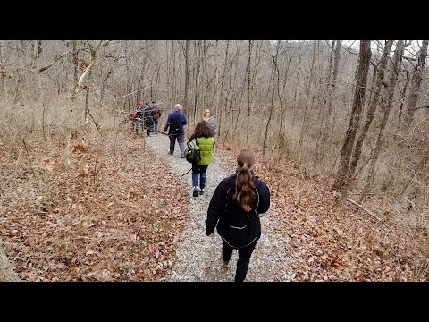 Video thumbnail: Trail seekers