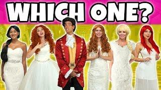 Video SHOULD ARIEL OR ELSA MARRY GASTON? Or Should Belle, Merida or Jasmine? Totally TV MP3, 3GP, MP4, WEBM, AVI, FLV September 2018