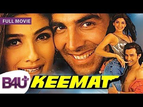 Keemat (1998) - Full Hindi Movie HD 1080p   Akshay Kumar, Raveena Tandon, Sonali Bendre