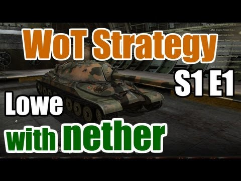 Lowe - Remember to leave a rating! Helps us out a lot! Thanks! World of Tanks: Strategy Series on the Lowe. Let's become experts! Nethervoid: In this episode of Wor...