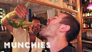 Chef's Night Out in Brussels by Munchies