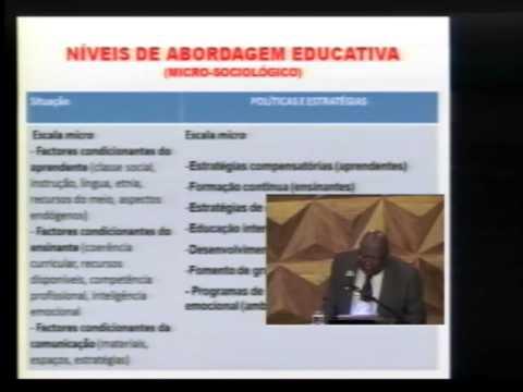 PARTE 4 – 3º ENCONTRO DA ASSOCIAÇÃO DAS UNIVERSIDADES DE LÍNGUA PORTUGUESA (AULP)