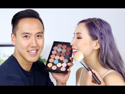 Video My Boyfriend Does My Makeup- The Results Will Shock You!! download in MP3, 3GP, MP4, WEBM, AVI, FLV January 2017