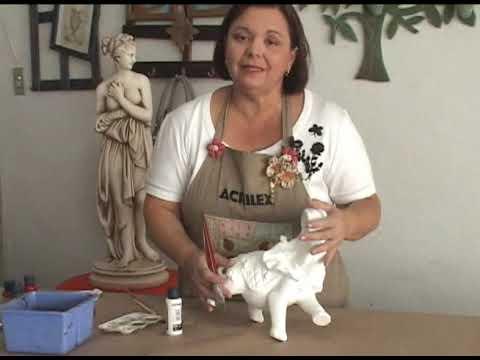 Elefantede Gesso - Ciargesso São José by Sandra Rossi