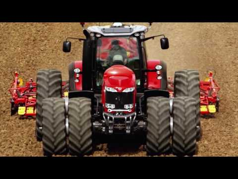 Massey Ferguson ambitie in landbouw