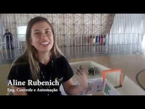 Aluna fala sobre Olimpíada de Robótica 2018