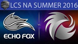EFX vs Phoenix, game 2