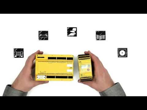 Pilz configurable control system PNOZmulti