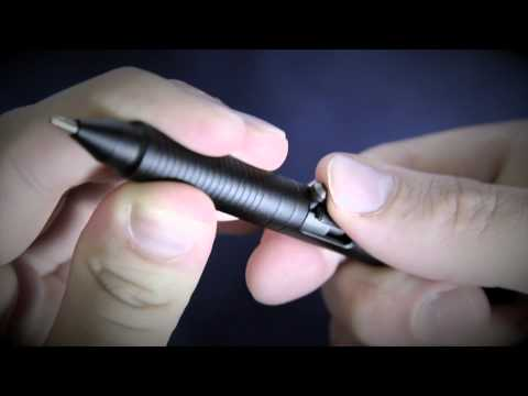 ThinkGeek   Bolt Action Tactical Pen