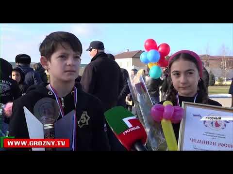 Детский ансамбль песни и танца «Башлам» стал Чемпионом России по народным танцам