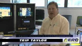 Aero-TV: Diverting To Different Airports - Avidyne's R9 With DFC100 (Part 2)