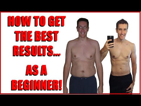 How to Get Results with P90X, Focus T25, and P90X3 as a BEGINNER!