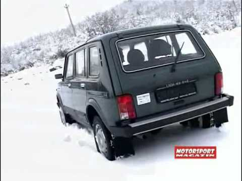 Lada Niva Long – Review Test Motorsport Magazin by Željko Šestović