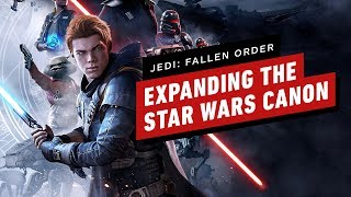 How Star Wars Jedi: Fallen Order Became Official Canon by IGN