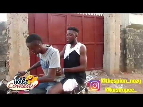 Igbo man Okada man and change (Real House Of Comedy) (Nigerian Comedy)