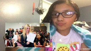 Terrible high school teacher reaction |QueenJayla|