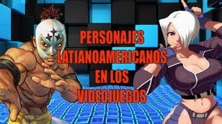"""El titulo lo dice,personajes latinos de los videojuegos.Tan conocidos como El Fuerte y algunos que tal vez no conoscas como Angel, recuerden enviarme sus sugerencias para yo poder mejorar y hacer mejores videos--------------------------------------------------------------------------------------------------------------------------------Copyright Disclaimer Under Section 107 of the Copyright Act 1976, allowance is made for """"fair use"""" for purposes such as criticism, comment, news reporting, teaching, scholarship, and research. Fair use is a use permitted by copyright statute that might otherwise be infringing. Non-profit, educational or personal use tips the balance in favor of fair use."""