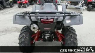 5. 2018 Honda FourTrax Foreman Rubicon 4x4 Automatic DCT EPS...